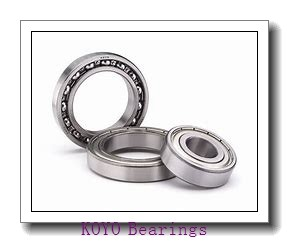 KOYO 18685/18620 tapered roller bearings