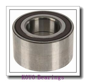 KOYO 387/382 tapered roller bearings