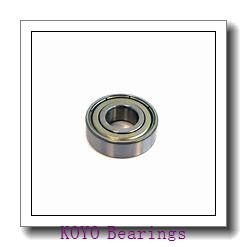 KOYO DU60108-8 tapered roller bearings