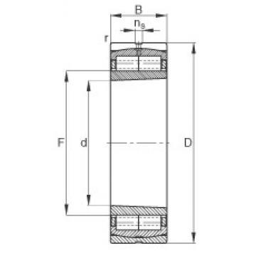FAG Z-565670.ZL-K-C5 cylindrical roller bearings