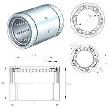 INA KB40-PP-AS linear bearings