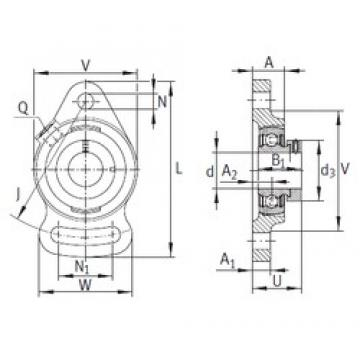 INA PSFT30 bearing units