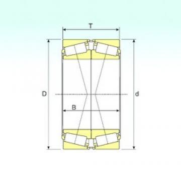 ISB 30215J/DF tapered roller bearings