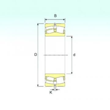 ISB 22205 spherical roller bearings