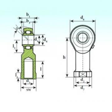 ISB TSF 12 RB spherical roller bearings