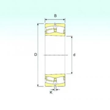 ISB 22319 K spherical roller bearings