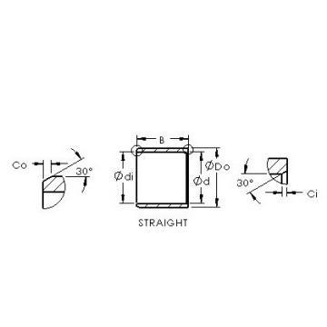 AST ASTEPB 2528-30 plain bearings