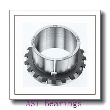 AST R24-2RS deep groove ball bearings