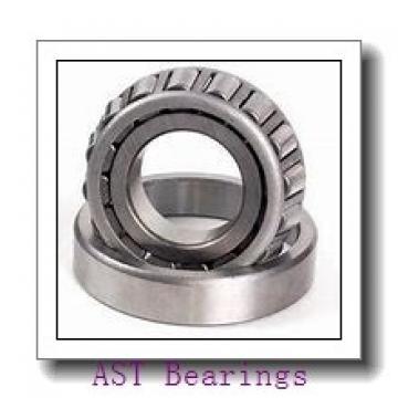 AST R20ZZ deep groove ball bearings