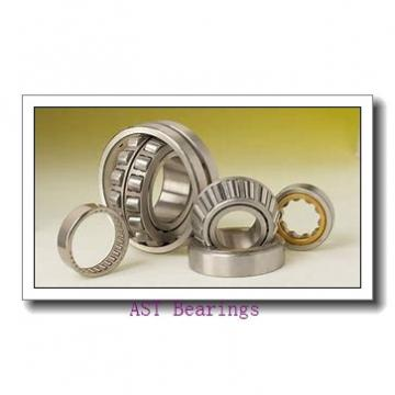 AST 71938AC angular contact ball bearings