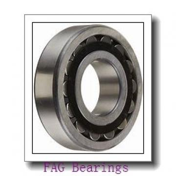 FAG 3007-B-2RSR-TVH angular contact ball bearings