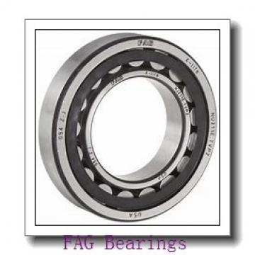 FAG 53209 + U209 thrust ball bearings
