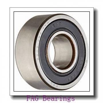 FAG 3209-BD-2HRS-TVH angular contact ball bearings