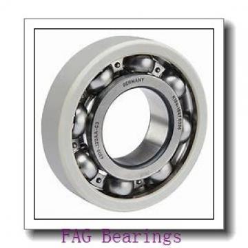 FAG 7309-B-JP angular contact ball bearings