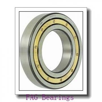 FAG 6020 deep groove ball bearings