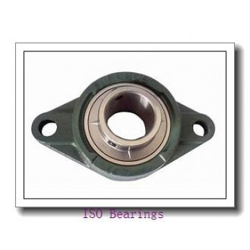 ISO 7317 C angular contact ball bearings