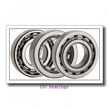ISO 3814-2RS angular contact ball bearings