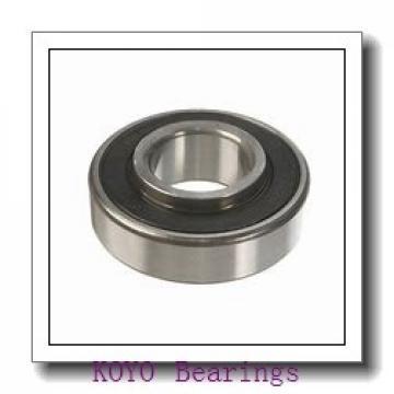 KOYO KDA050 angular contact ball bearings