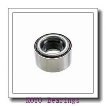 KOYO 757/752 tapered roller bearings