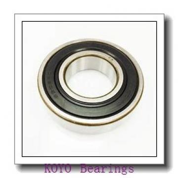 KOYO UC307 deep groove ball bearings