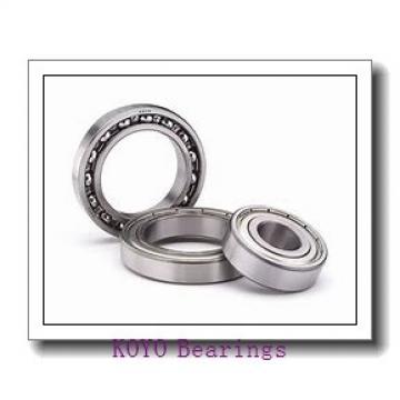 KOYO HAR915 angular contact ball bearings