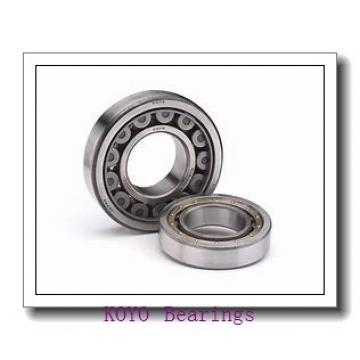 KOYO 22207RHRK spherical roller bearings