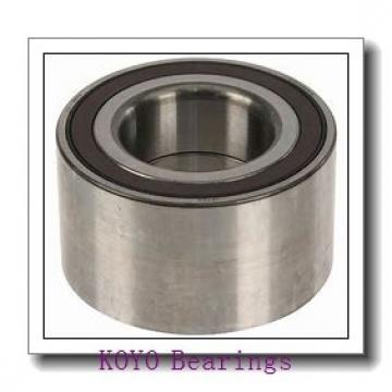 KOYO 66586/66520 tapered roller bearings