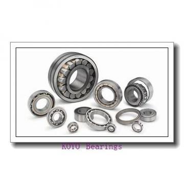 KOYO F69/1,5 deep groove ball bearings