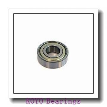 KOYO 6321-2RS deep groove ball bearings
