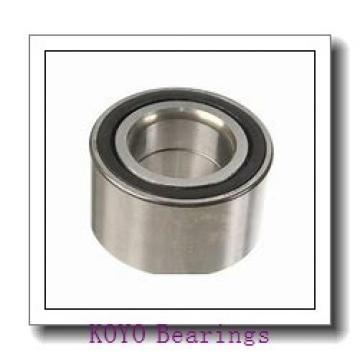 KOYO 6807ZZ deep groove ball bearings