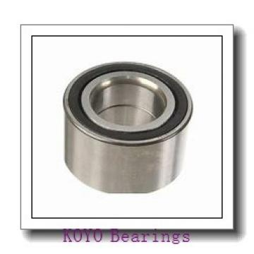 KOYO 697ZZ deep groove ball bearings