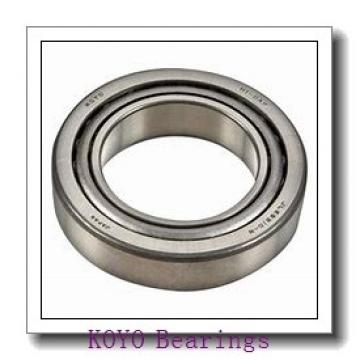 KOYO 100DC72300B cylindrical roller bearings