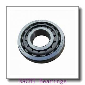 NACHI 7240DB angular contact ball bearings
