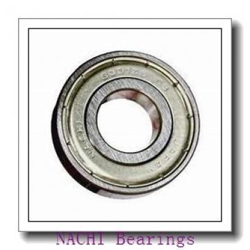 NACHI 7221BDB angular contact ball bearings