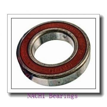 NACHI 7334BDB angular contact ball bearings