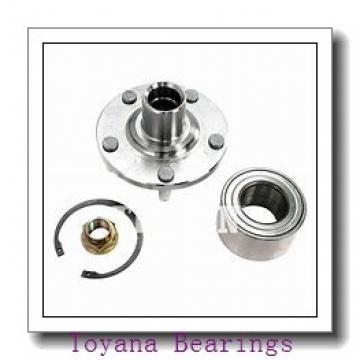 Toyana CX093 wheel bearings