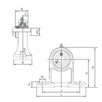 NACHI UCPH202 bearing units