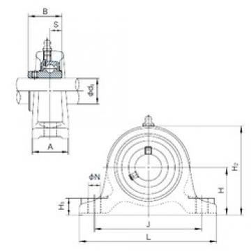 NACHI UCIP316 bearing units