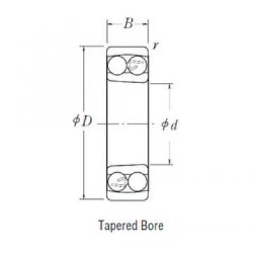 NSK 2205 K self aligning ball bearings
