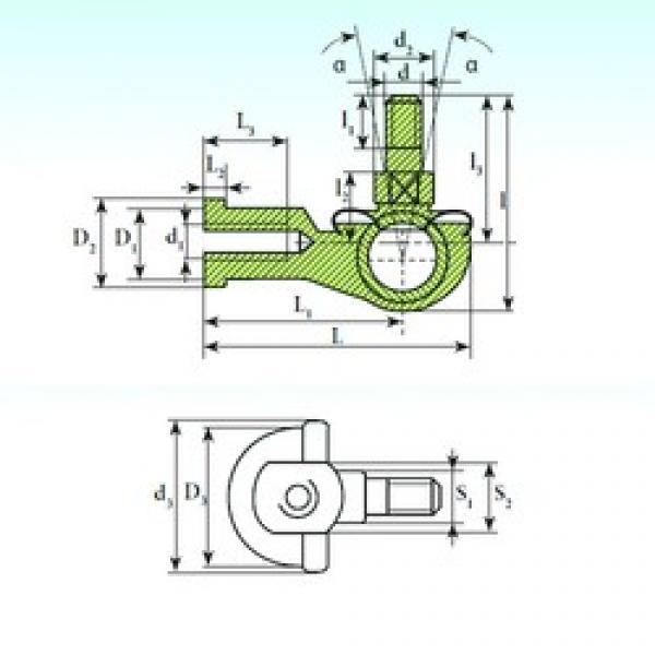 ISB SQL 12 C RS-1 plain bearings #2 image