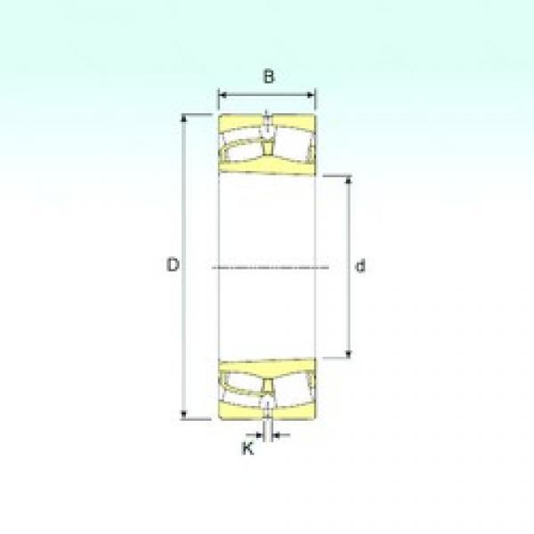 ISB 231/800 K spherical roller bearings #2 image