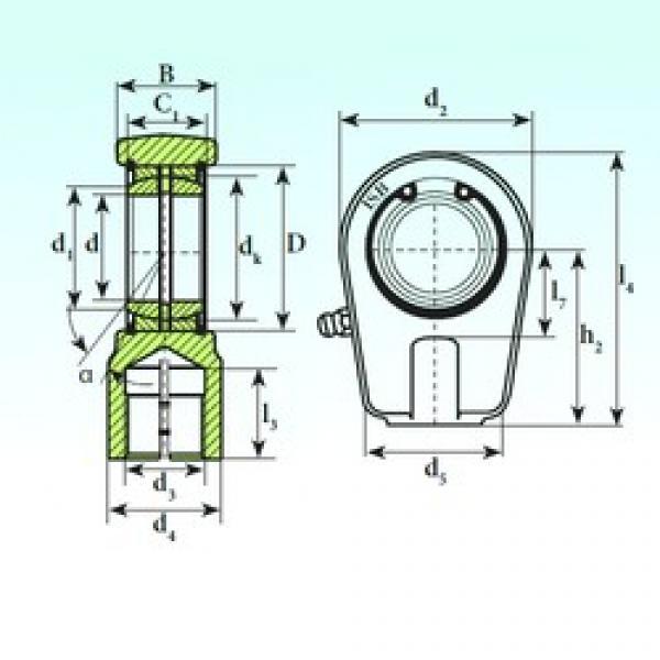 ISB TAPR 430 N plain bearings #2 image