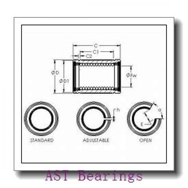 AST F635H-2RS deep groove ball bearings #1 image