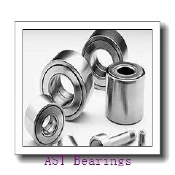 AST NK7/12TN needle roller bearings #1 image