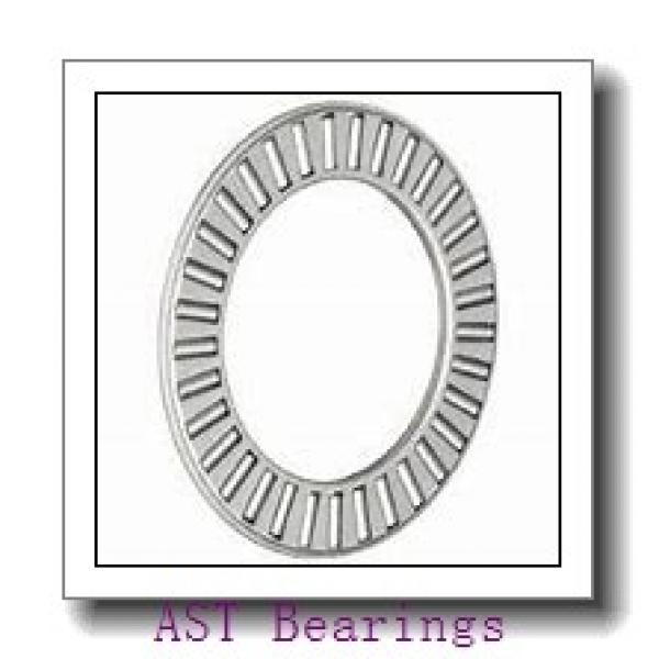 AST 5202ZZ angular contact ball bearings #1 image