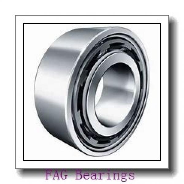 FAG QJ212-TVP angular contact ball bearings #1 image
