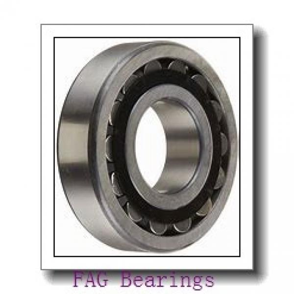 FAG 16020 deep groove ball bearings #1 image