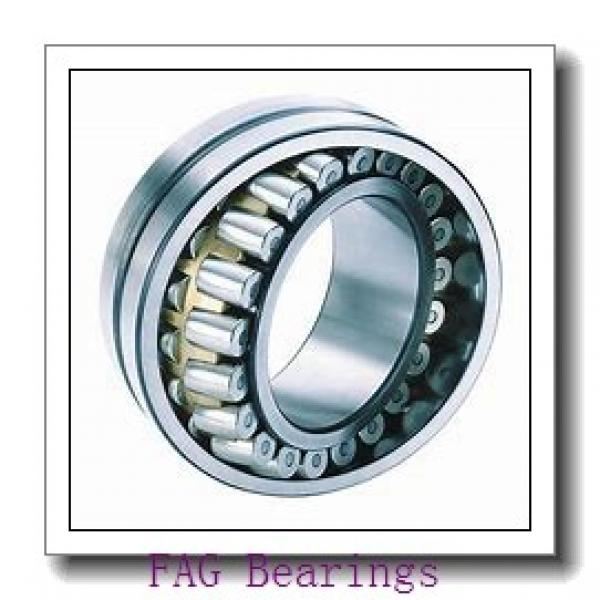 FAG HS71910-C-T-P4S angular contact ball bearings #1 image