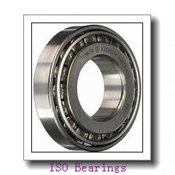 ISO UK207 deep groove ball bearings #2 image