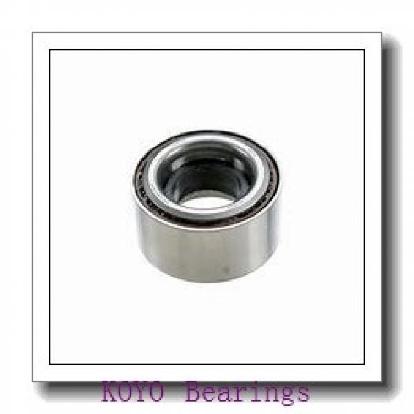 KOYO SV 627 ZZST deep groove ball bearings #1 image